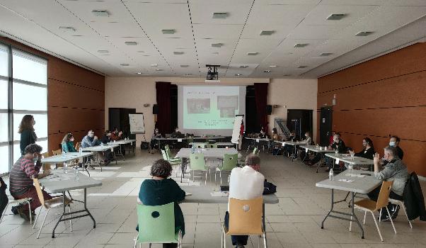 Ateliers d'échange dans la Gimond et le Beaujolais